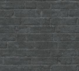 AS Creation Industrial Behang 37747-5 Baksteen/Stenen/Landelijk/Modern