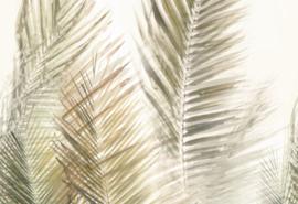 Hookedonwalls Arashi Behangpaneel 4894 Ikebana/Bladeren/Natuurlijk