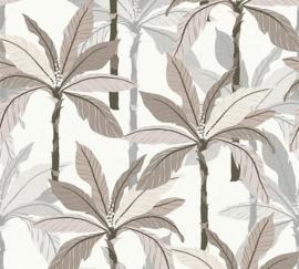 AS Creation Geo Nordic Behang 37530-5 Botanisch/Bomen/Bladeren/Natuurlijk
