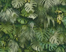 AS Creation Greenery Behang 37280-2 Botanisch/Bladeren/Natuurlijk