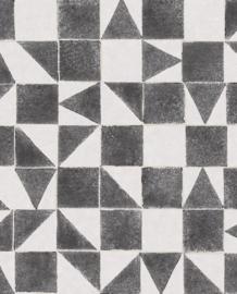 Eijffinger Mini Me Behang 399094 Scandinavisch/Grafisch/Geometrisch/Kinderkamer