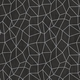 Noordwand Galerie/Special FX Behang G67694 Modern/Grafisch/Zwart