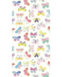 Eijffinger Rice  Behang 359150  Vlinders/Botanisch/Kinder Fotobehang