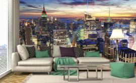 Dimex Fotobehang NY Skyscrapers MS-5-0014 New York/Wolkenkrabbers/Modern