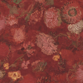 BN Wallcoverings van Gogh 2 Behang 220000 Chinese Aster/Bloemen/Romantisch