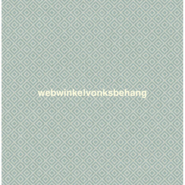 Dutch Wallcoverings Global Style Behang  UE80301 Navajo/Groen