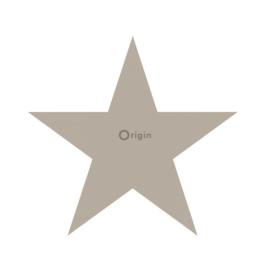 Origin Precious Behang 352-347672 Ster/Sterren/Kinderkamer/Babykamer/Grijs