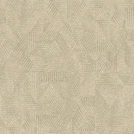 Marburg Avalon Behang 31618 Natuurlijk/Landelijk/Structuur/Driehoek/Rotan look