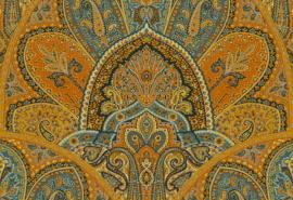 Hookedonwalls Boheme Fotobehang BOD23100 Cashmere/Ornament Behang