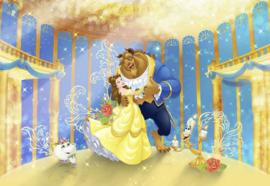 Disney 8-4022 Beauty and the Beast  Belle en het Beest Fotobehang  - Noordwand