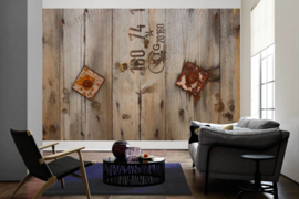 AS Creation APDigital3 Behang 470760XL Hout/Industrieel/Landelijk Fotobehang