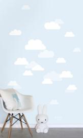 Esta XL Photowalls For Kids Fotobehang 158842 Wolken/Lucht/Blauw/Kinderkamer