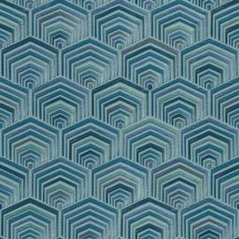 Dutch Wallcoverings Wallstitch Behang DE120047 Art Deco/Modern/Retro