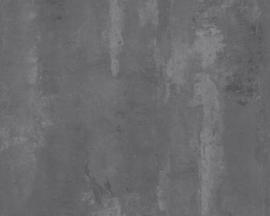 AS Creation New Studio 2.0 Behang 37412-3 Uni/Structuur/Beton/Landelijk/Modern