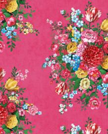 Eijffinger Pip Studio 3 341041 Dutch Painters Pink/Bloemen