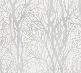 AS Creation New Life Behang 30094-1 Bomen/Takken/Natuur/Landelijk/Modern