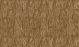 Arte Ligna Behang 42014 Axedo/Hout/Exclusief Wandtextiel