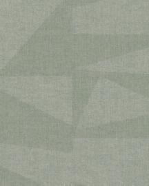 @Walls Schoner Wohnen/New Modern Behang 31819 Triangolo/Grafisch/Modern/Vlakken/Groen