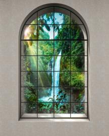 Komar Home Imagine Edition 4 Fotobehang X4-1024 Rainforest/Regenwoud/Natuurlijk/Doorkijk