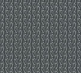 AS Creation Karl Lagerfeld Behang 37844-4 Kuilted/Gecapitonneerd/Knopen