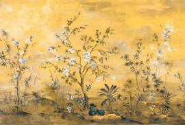 Komar Home Imagine Edition 4 Fotobehang XXL4-1029 Mandarin/Botanisch/Bloemen