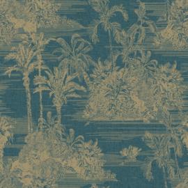 Dutch Wallcoverings Eden Behang M37301 Botanisch/Tropisch/Bomen/Natuurlijk