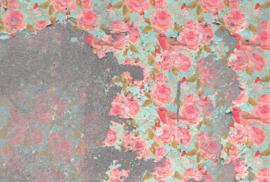 AS Creation AP Digital4 Behang DD109011 Relics of Wallpaper/Romantisch/Bloemen Fotobehang
