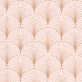 Esta Home Art Deco Behang 156-139229 Grafisch/Art deco motief/Modern