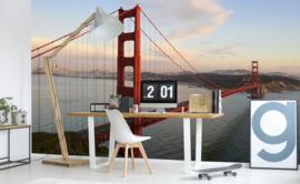 Dimex Fotobehang Golden Gate MS-5-0015 Brug/San Francisco/Modern/Steden