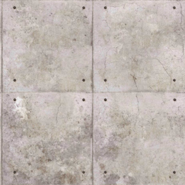 Dutch Wallcoverings Royal Dutch 9 Fotobehang A34901 Concrete/Blocks/Modern