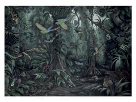 KEK Amsterdam II Fotobehang WP-602 Tropical Landscape/Landschap/Botanisch/Natuur Behang