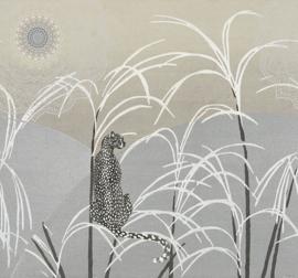 Behangexpresse Circle of Life/Select.D Fotobehang TD4159 Mowgli/Mandala/Panter/Tropical