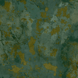 Noordwand Zero Behang 9785 Cristiana Masi/Uni/Structuur/Modern/Natuurlijk/Groen/Goud