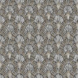 Dutch Wallcoverings Jungle Fever Behang JF3003 Deco Fan/Grafisch/Klassiek/Ornament/Modern