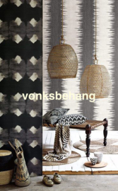 Dutch Wallcoverings Global Style Behang  UE80600 Afrikaans Gravure