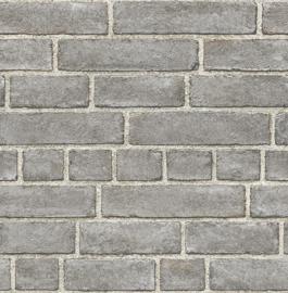 Dutch Wallcoverings Trilogy Behang FD24050 Steen/Baksteen/Natuurlijk