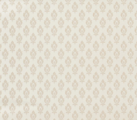 At Walls Odea Behang 47001 Barok/Ornament/Klassiek/Landelijk/Creme