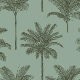 Esta Home Paradise Behang 154-139165 Palmbomen/Natuurlijk/Tropical/Botanisch
