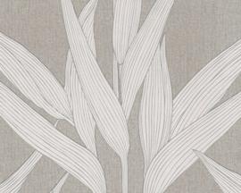 AS Creation Hugge Behang 36123-3 Modern/Bloemen/Bladeren