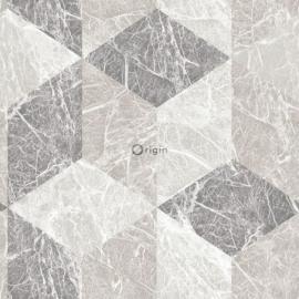 Origin Raw Elegance Behang  343-347317 Modern/Ruit/3D Wybert