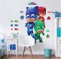 Walltastic PJ Masks 45217 Stickers - Dutch Wallcoverings