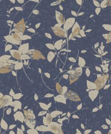 Rasch Uptown 402544 Bloemen/Romantisch/Bladeren Behang