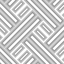 Rasch Galerie Geometrix Behang GX37608 Geometrisch/Modern/Vlakken