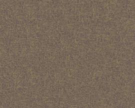 AS Creation New Elegance Behang 37548-4 Uni/Structuur/Modern/Landelijk/Goud