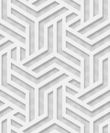 Dutch Wallcoverings Onyx Behang M35000 Modern/Grafisch/Abstract