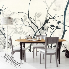 Eijffinger Wallpower Wonders Behang 321501 Shadow xl/Takken/Bomen/Fotobehang