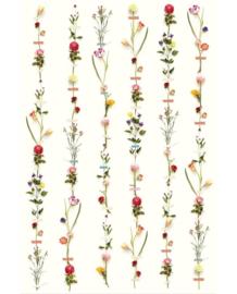 Eijffinger Pip Studio 3 Fotobehang 341087 Veldbloemen/Natuur/Flower Garland