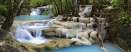 Dimex Fotobehang Waterfall MP-2-0086 Panorama/Waterval/Natuur/Landschap