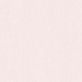 Rasch Galerie Geometrix Behang GX37625 Uni/Linnen Structuur/Landelijk/Romantisch/Roze