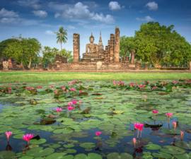 AS Creation Wallpaper XXL3  Fotobehang 470604 Sukhothai XXL Buddha/Thailand